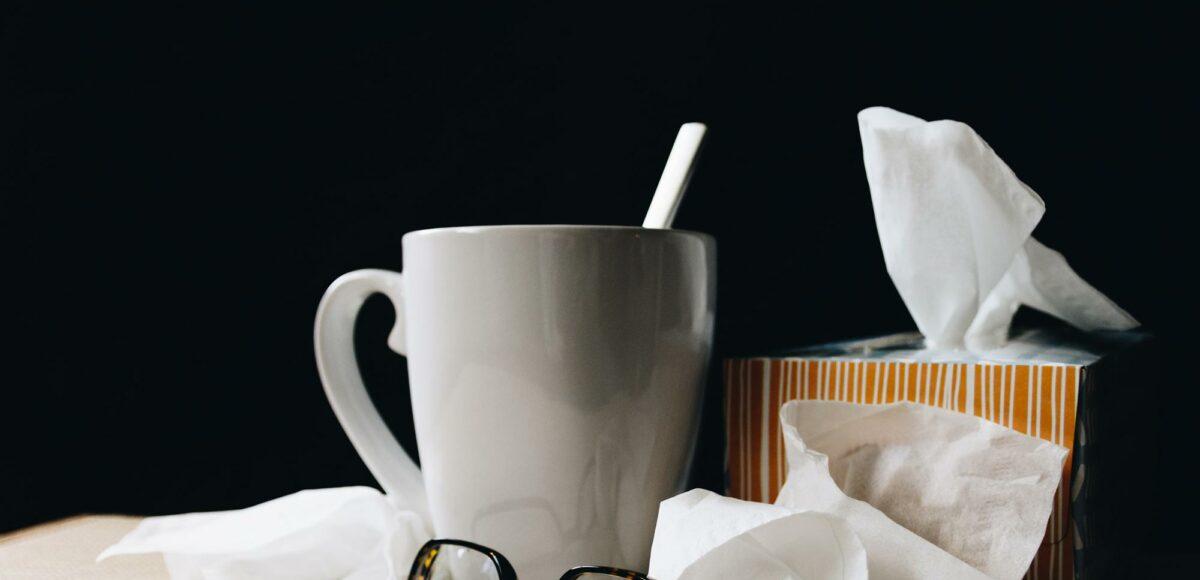 Christian Opitz: Ist Grippe eine ansteckende Krankheit?